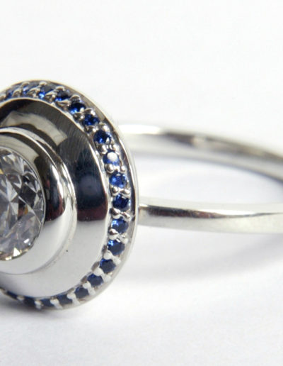 WEDDING-RING-Wedding-and-Engagement-Platinum-Diamond-and-Sapphire-Engagement-Ring-2